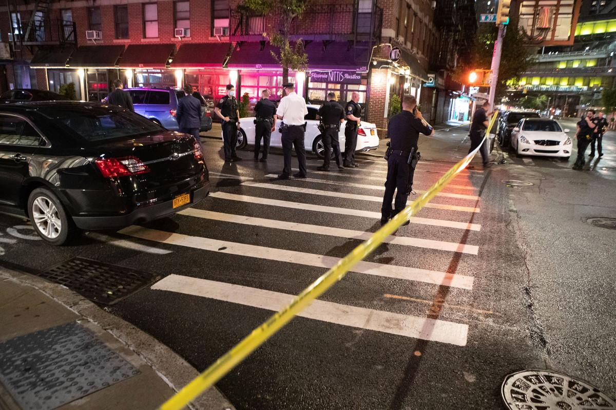 Hanya tiga orang yang ditembak di NYC selama Tropical Storm Isaias