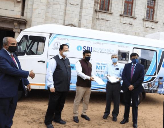 Laboratorium MITR Bengaluru