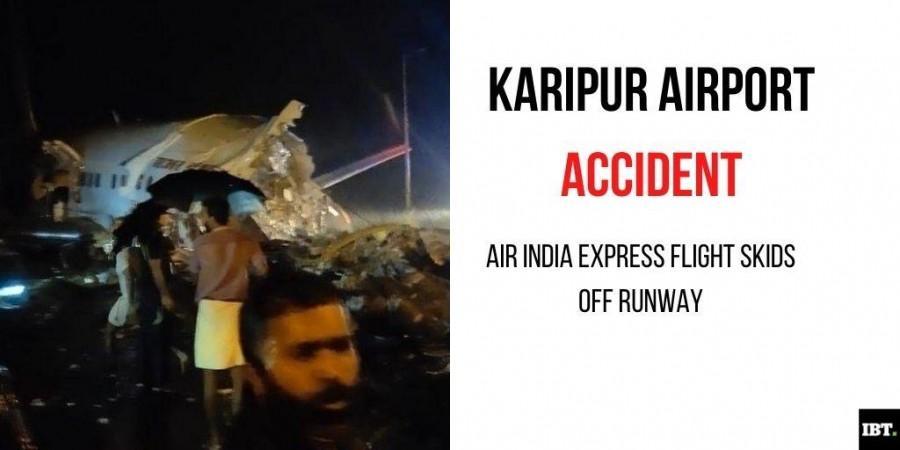 Kecelakaan pesawat Kerala