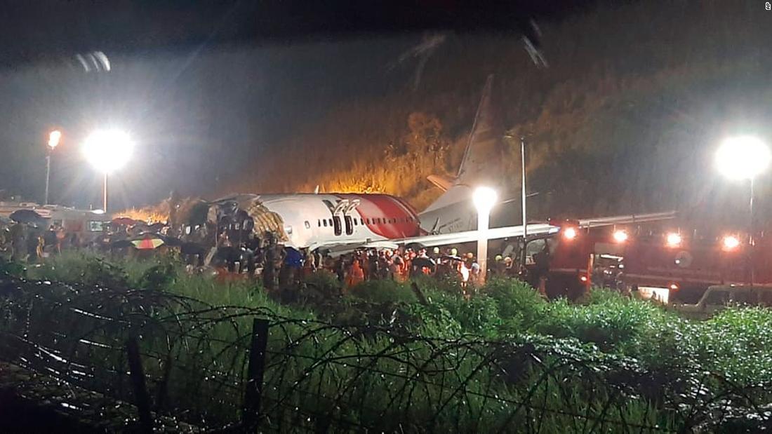 Empat anak teridentifikasi di antara korban kecelakaan pesawat Air India Express