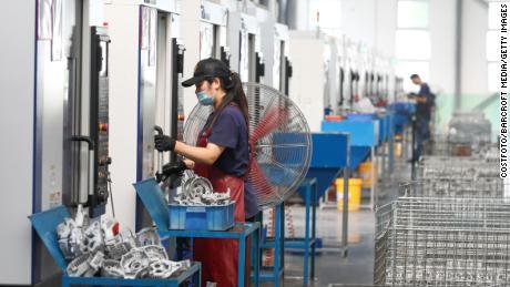 Perekonomian China tumbuh kembali. Itu kabar baik untuk seluruh dunia