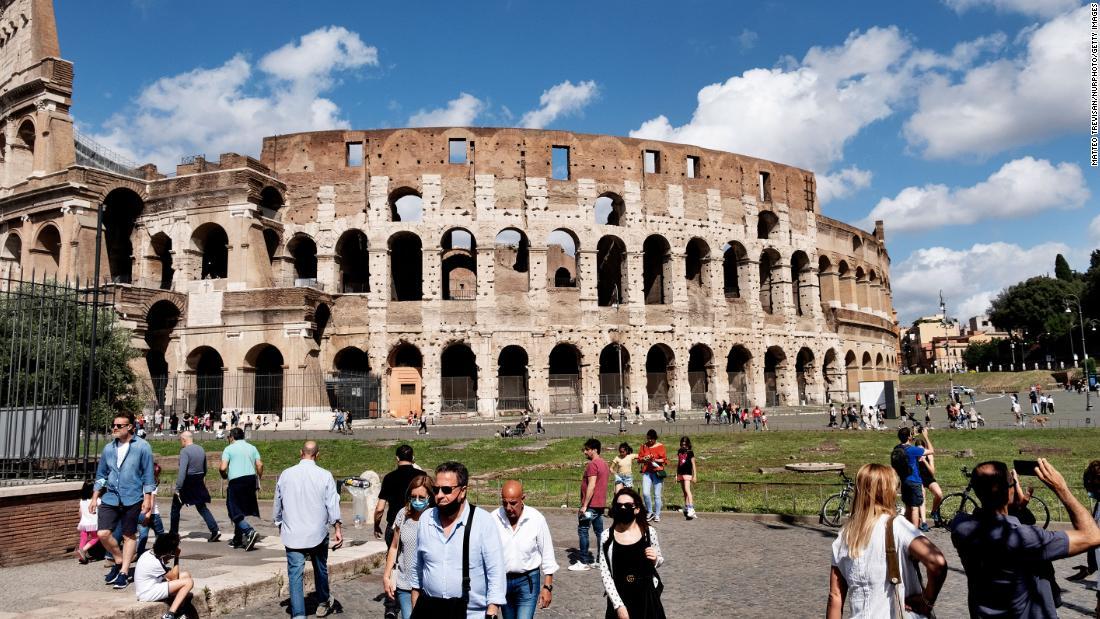 Bagaimana Italia membalikkan bencana Covid-19