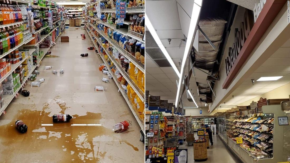 Gempa Carolina Utara berkekuatan 5,1 melanda utara Charlotte di perbatasan Virginia