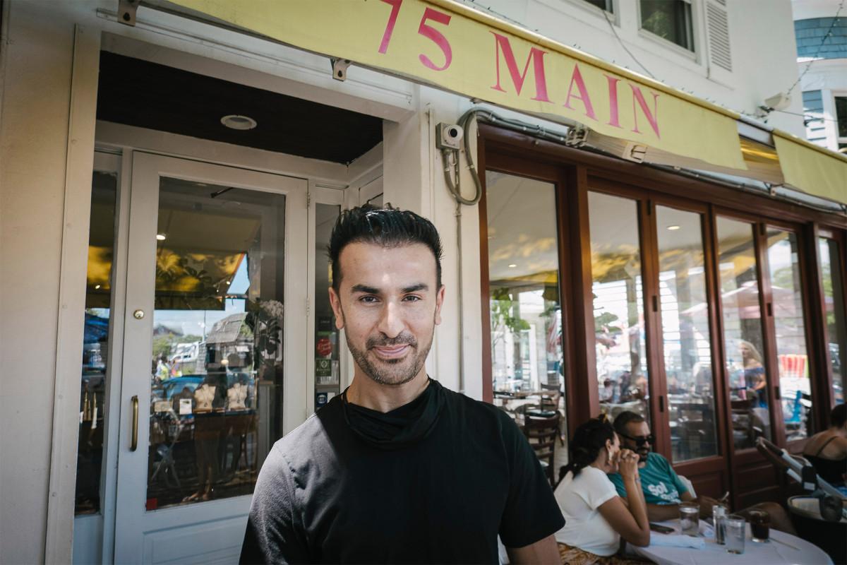 Pemilik restoran Southampton membayar harga setelah konser Chainsmokers