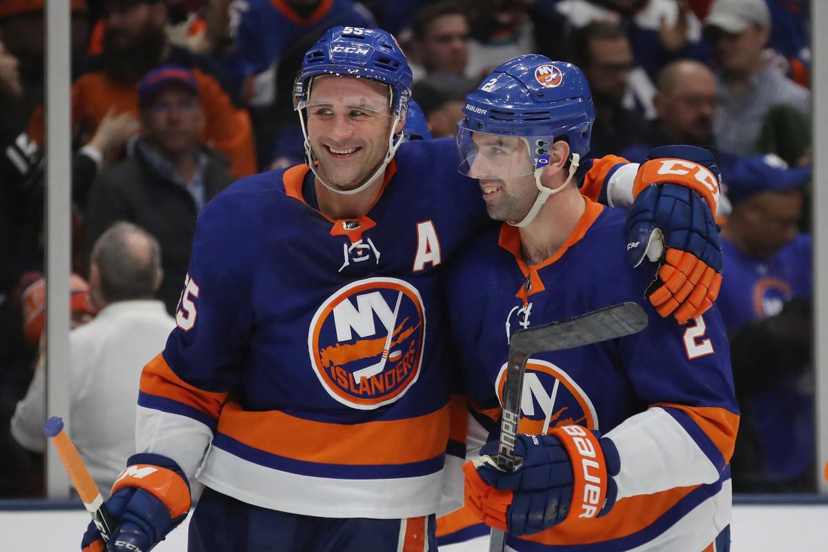 Johnny Boychuk dari Islanders kemungkinan akan siap untuk serial Capitals