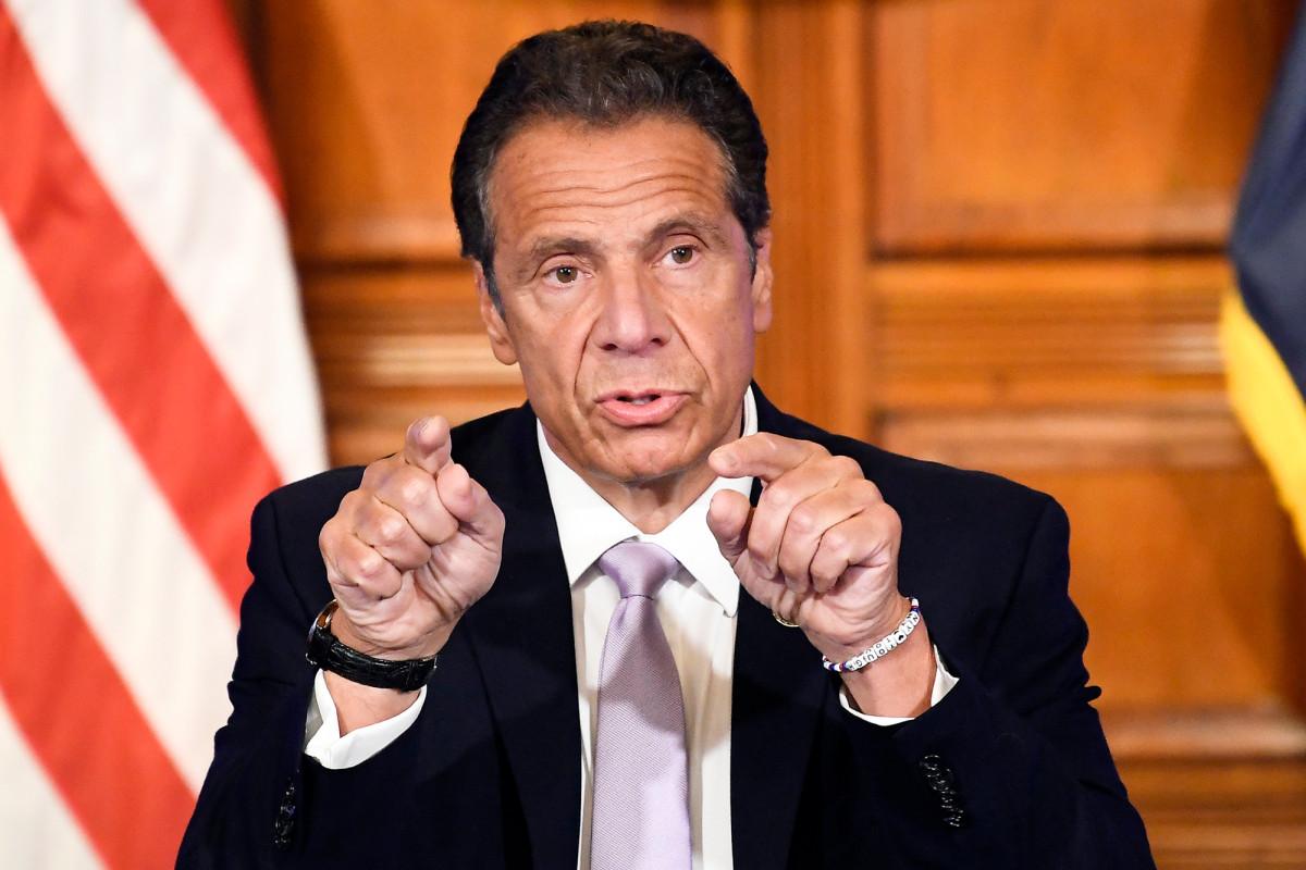 Gubernur Cuomo menambahkan 2 negara bagian lagi, Kepulauan Virgin ke NY