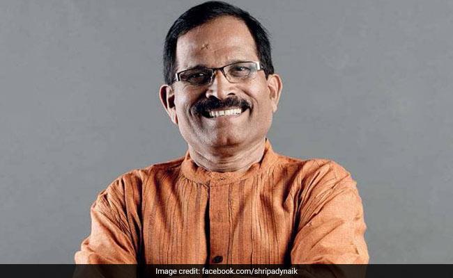 Menteri AYUSH Shripad Naik telah Covid, Akan Isolasi Di Rumah