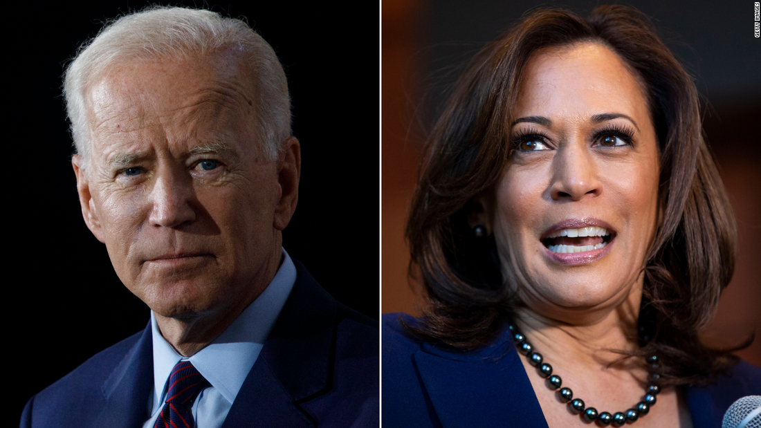 Pidato Joe Biden dan Kamala Harris: Pemilu 2020 pembaruan langsung