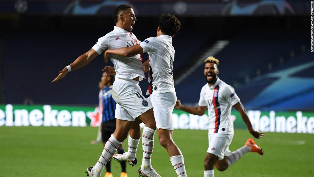 PSG menghasilkan comeback yang menakjubkan untuk menyingkirkan Atalanta dari Liga Champions