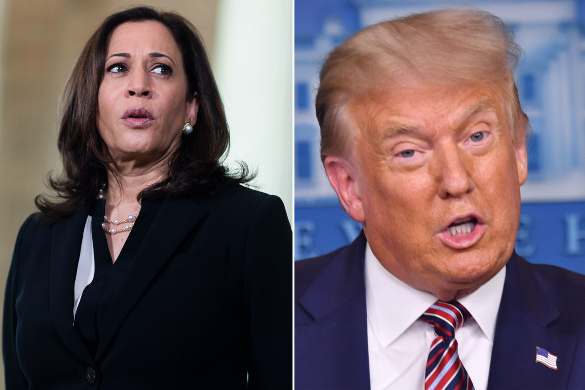 Trump mengecam 'wanita gila' Kamala Harris, mengklaim Dems akan menghancurkan ekonomi