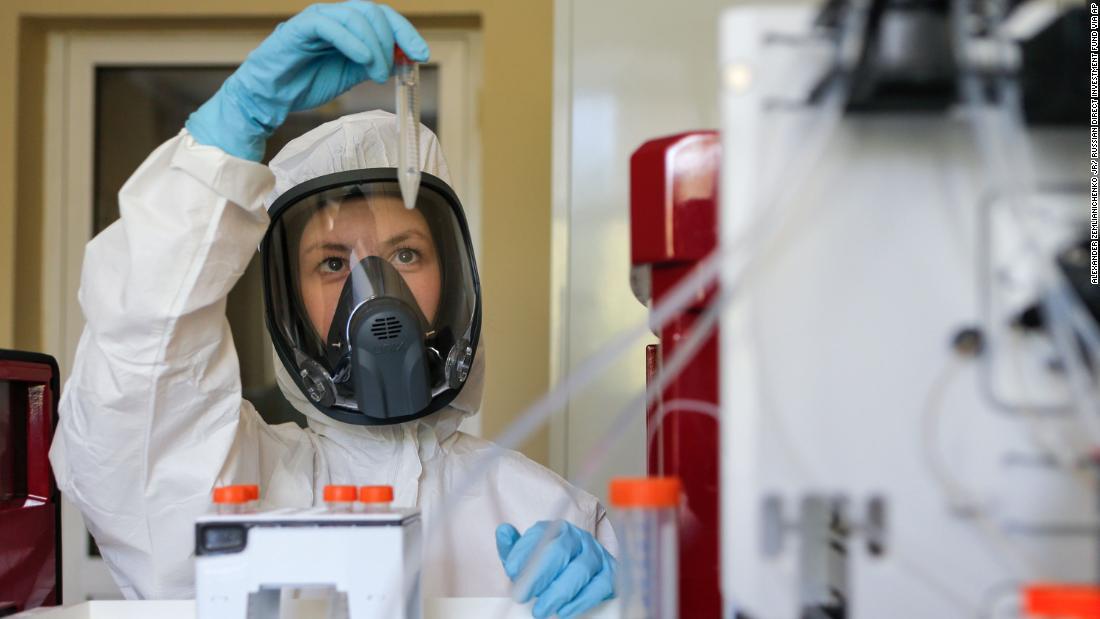 Rusia menawarkan untuk membantu AS dengan vaksin Covid-19;  AS mengatakan tidak