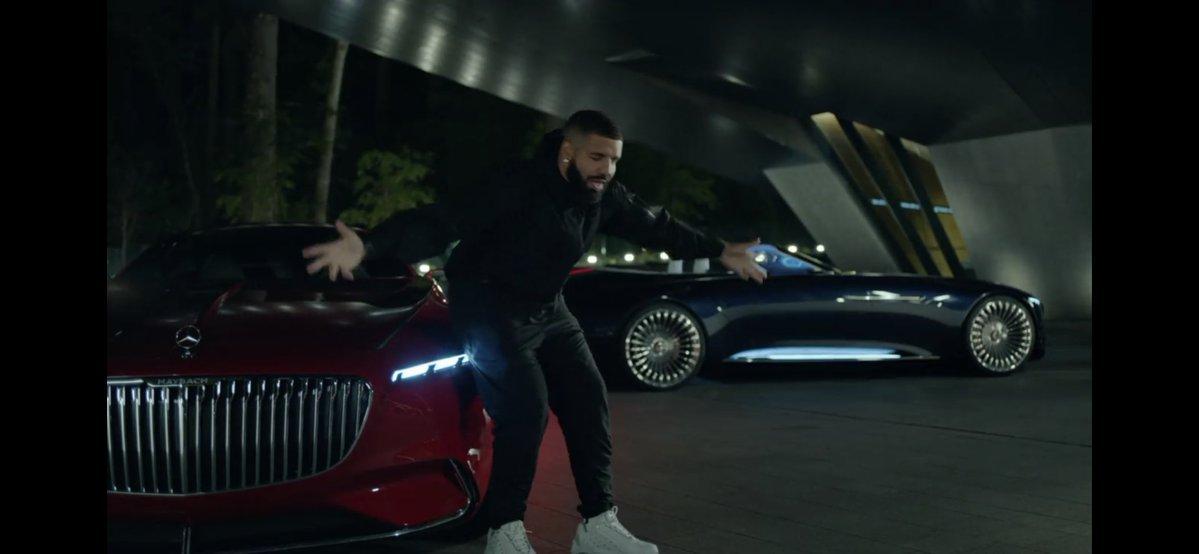 Drake music video
