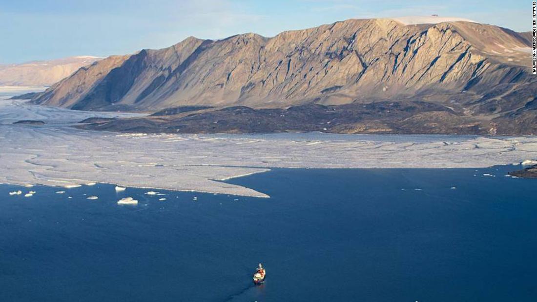 Lapisan es Greenland telah mencair hingga tak dapat kembali lagi, demikian temuan penelitian