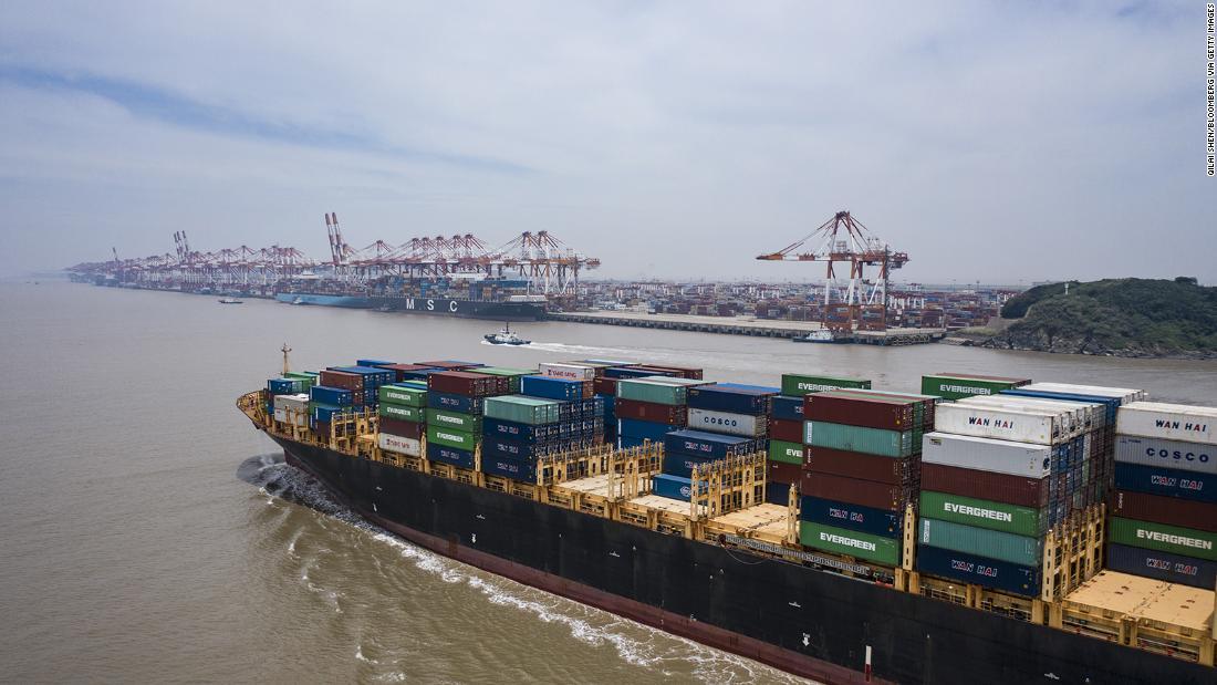 Perdagangan AS-China adalah satu-satunya hal yang berhasil dalam hubungan tersebut