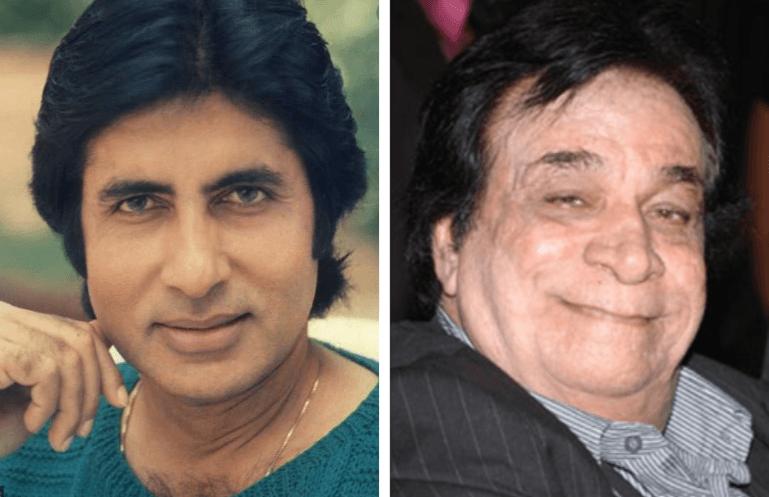 Amitabh Bachchan, Kader Khan