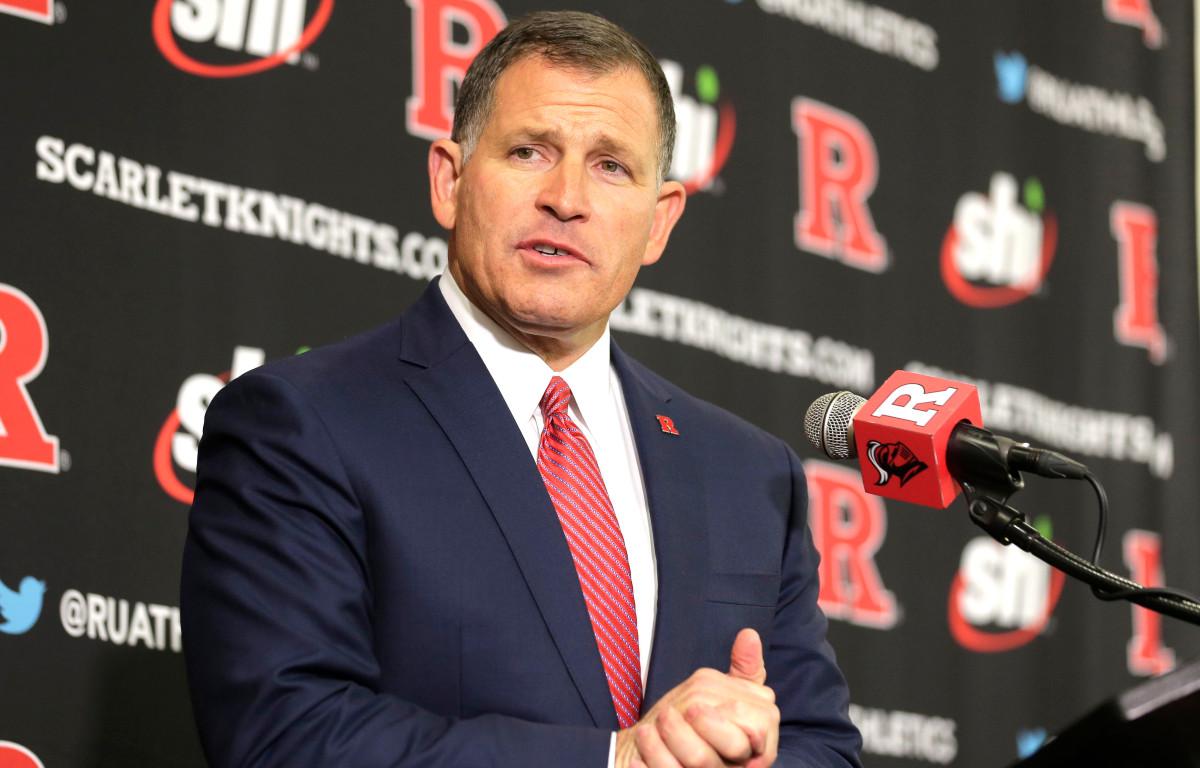 Greg Schiano berupaya memanfaatkan jeda virus corona untuk keuntungan Rutgers