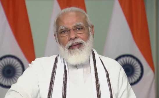 Modi launches platform for transparent taxation