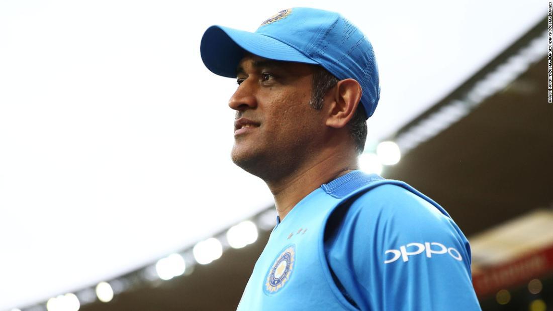 Legenda kriket India MS Dhoni mengumumkan pengunduran dirinya dari kompetisi internasional