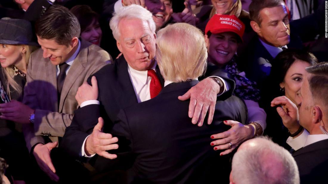 Robert Trump, adik dari Presiden Donald Trump, meninggal pada usia 71 tahun
