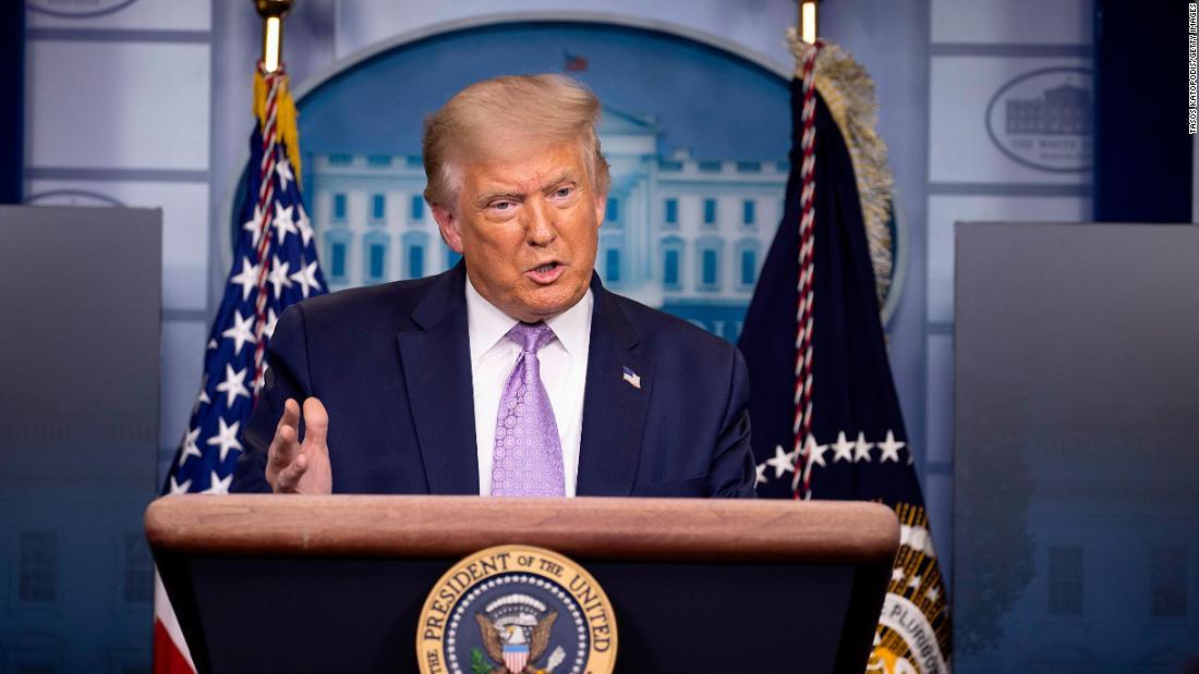 Pemilu 2020: Pertanda besar Trump adalah kandidat yang lemah