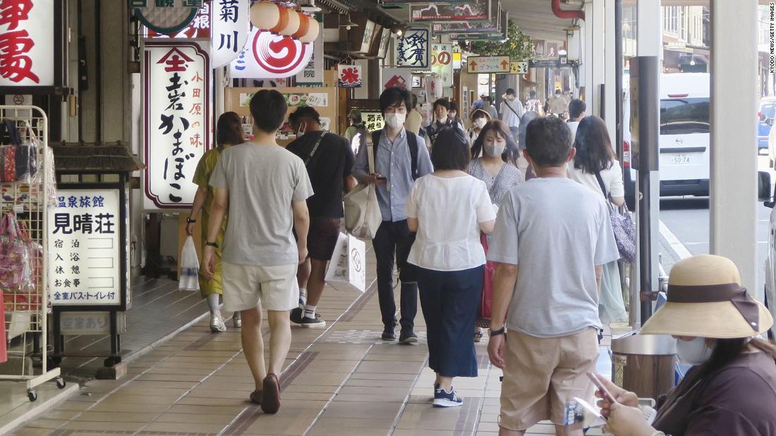 Jepang melaporkan rekor PDB terburuknya