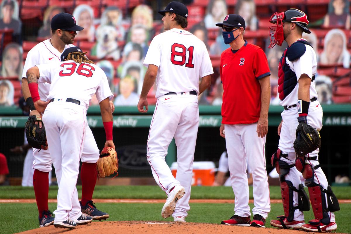 Red Sox terdengar seperti mereka benar-benar menyedihkan