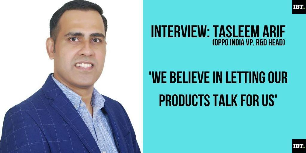 Interview : Tasleem Arif