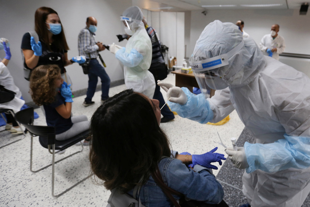 Lebanon membutuhkan penguncian dua minggu setelah kenaikan COVID-19 yang 'mengejutkan', kata menteri
