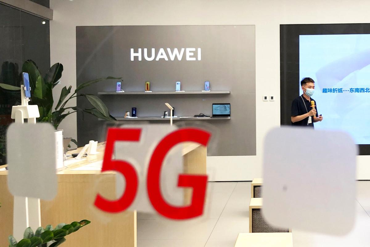 Administrasi Trump membuat Huawei panas