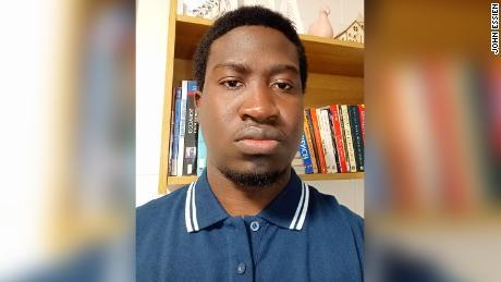 Andrew Saba mengatakan dia merasa 'dikhianati oleh Nigeria.'