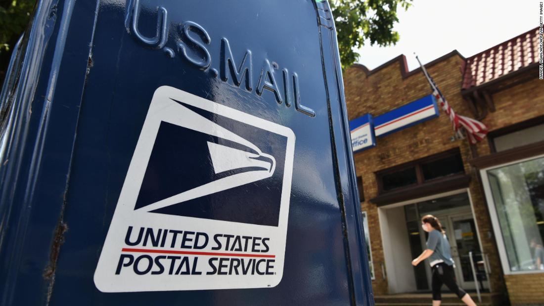 Layanan Pos menolak perubahan karena setidaknya 20 negara bagian menuntut