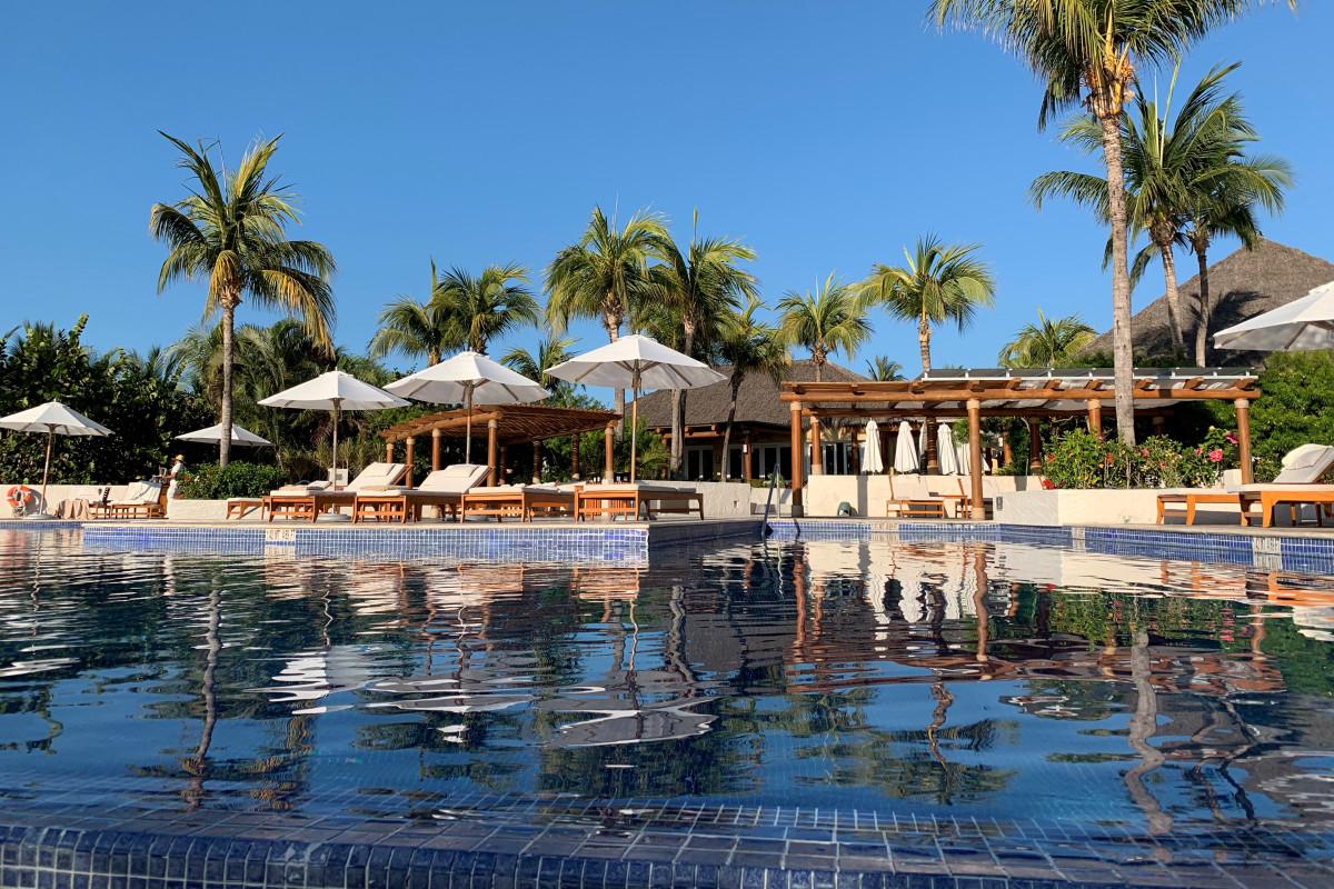 St. Regis Punta Mita menawarkan akomodasi 'bekerja-dari-rumah' yang mewah