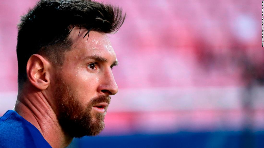 Lionel Messi adalah 'pilar' proyek baru Barca, kata presiden klub sebagai pelatih bernama Ronald Koeman