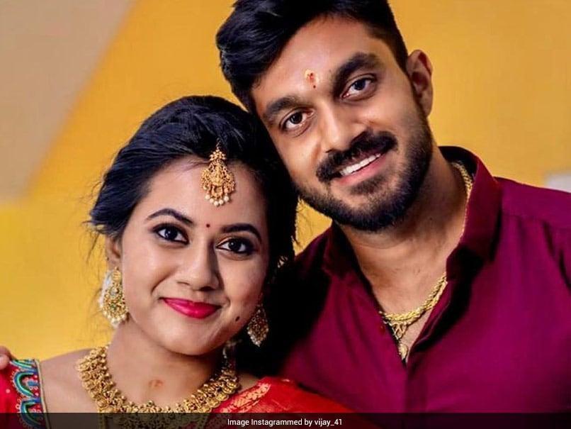 Vijay Shankar Announces Engagement, Wishes Pour In