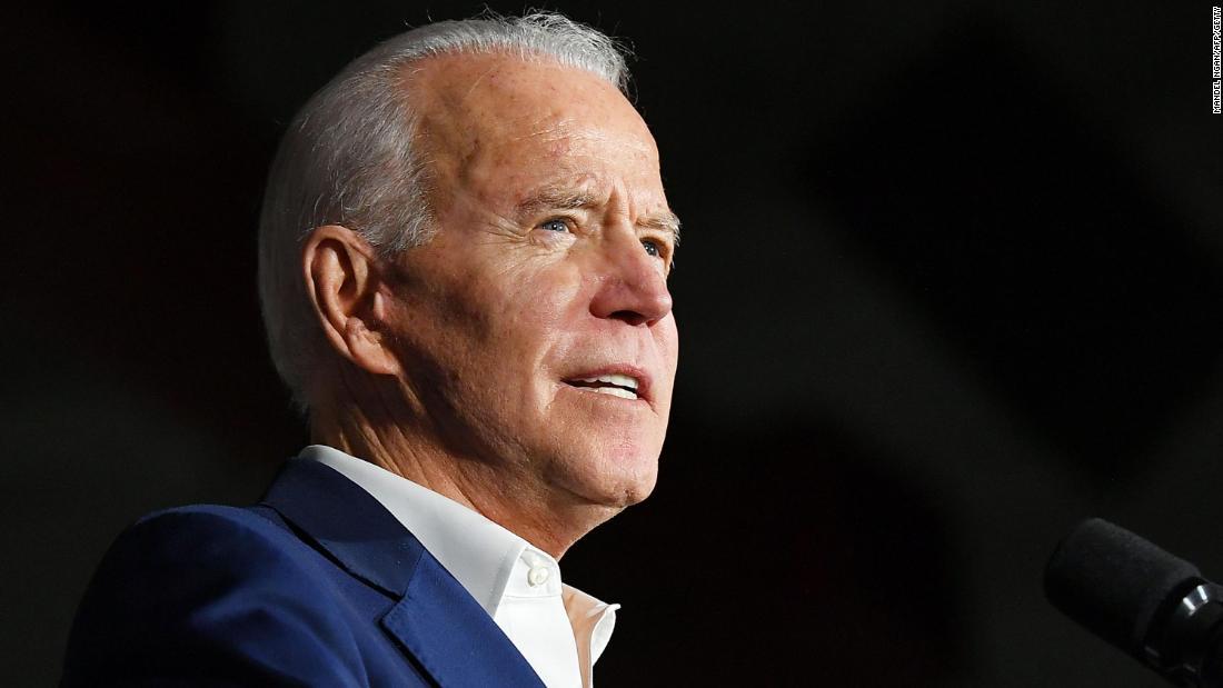 Joe Biden mendesak warga Amerika untuk memilih harapan daripada ketakutan dalam menerima pencalonan Demokrat sebagai presiden