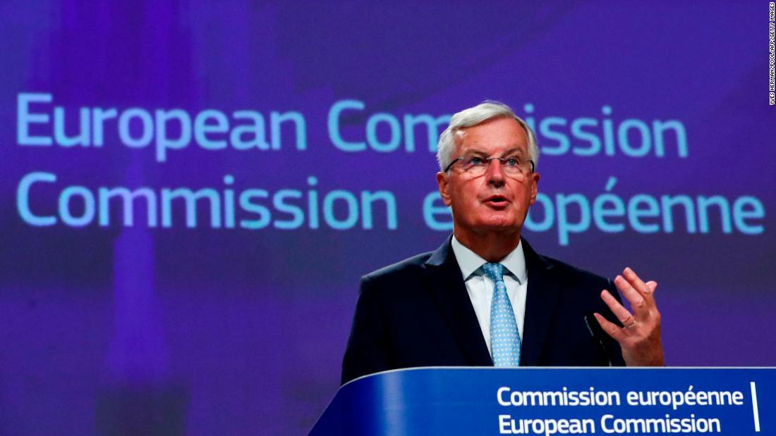 Brexit: Pembicaraan perdagangan Inggris-UE mengalami kemunduran dan waktu hampir habis