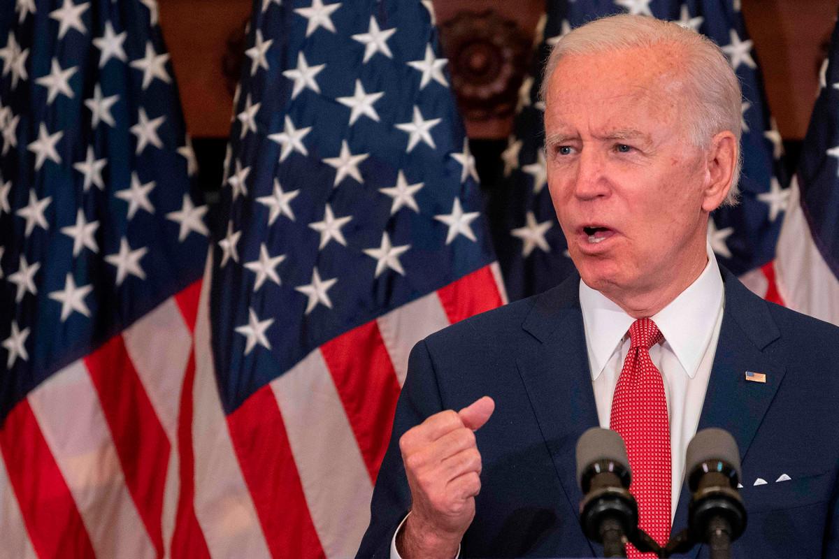 Kata-kata Biden tidak sesuai dengan agenda dan komentar lainnya