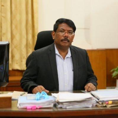 Komisaris BBMP N Manjunath Prasad