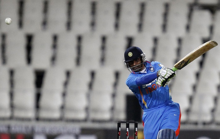 Dream of again playing for India