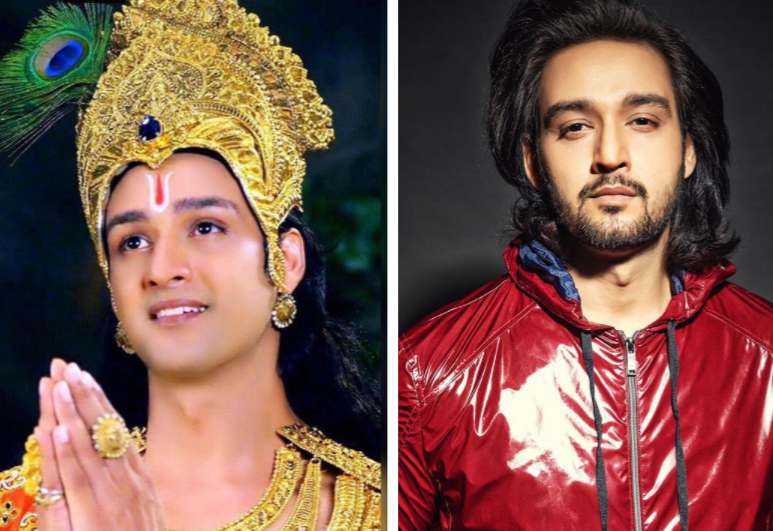 Sourabh Raaj Jain as Lord Krishna