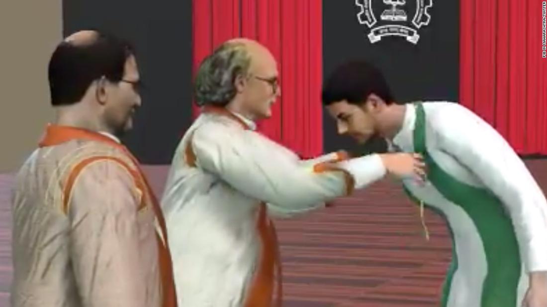 Universitas membuat avatar mahasiswa untuk upacara kelulusan virtual