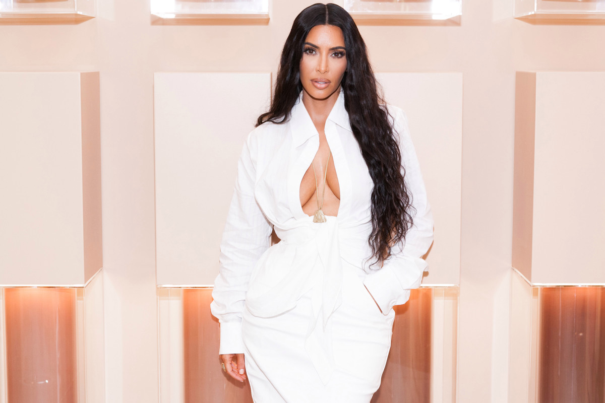 Kim Kardashian ingin meluncurkan lini perawatan kulit, KKW Skin
