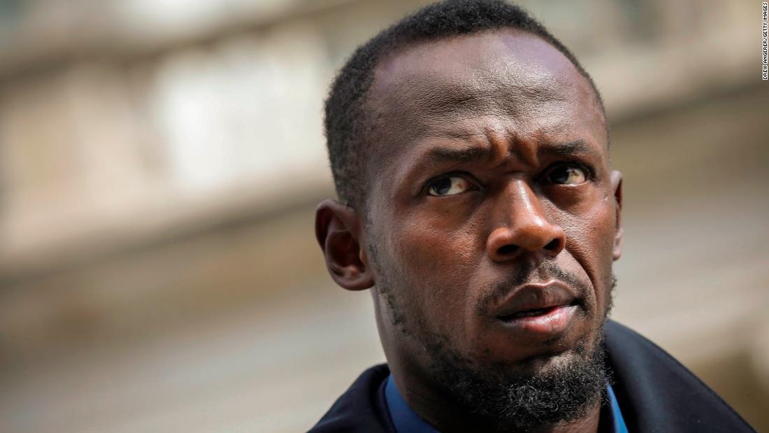 Usain Bolt dinyatakan positif mengidap virus corona