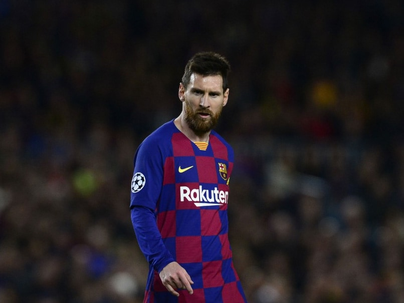 Lionel Messi Tells Barcelona He Wants To Terminate Contract: Report