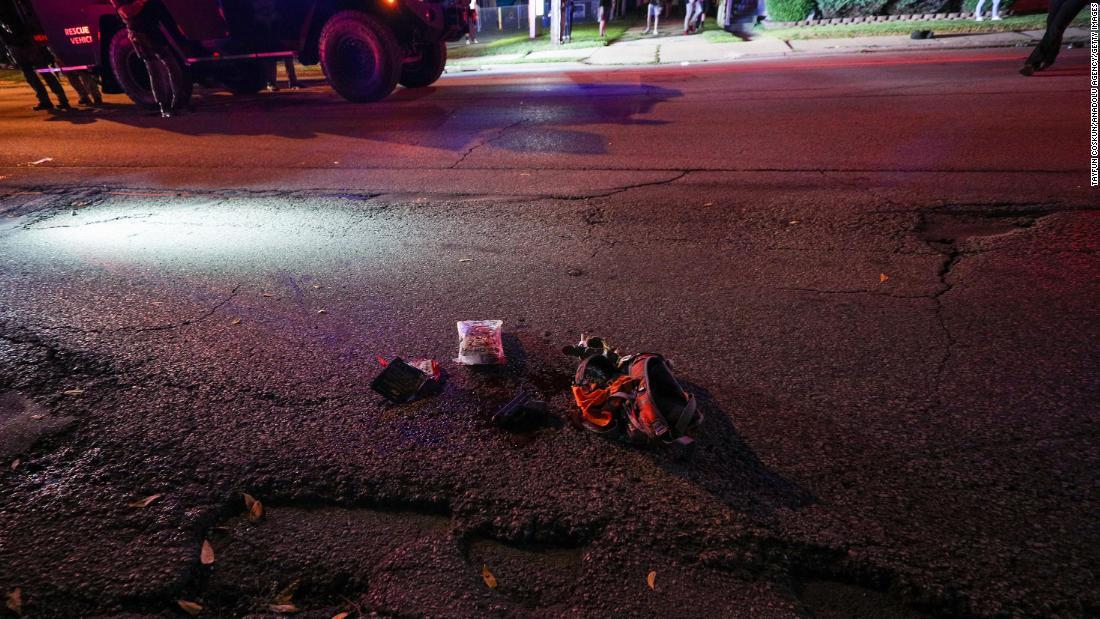Penembakan Kenosha: Dua orang tewas dan yang ketiga terluka setelah penembakan semalam, kata polisi