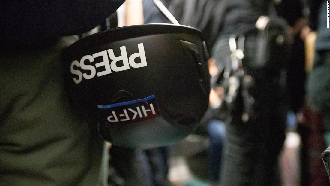 Wartawan Irlandia menolak visanya di Hong Kong di tengah kekhawatiran hukum keamanan nasional