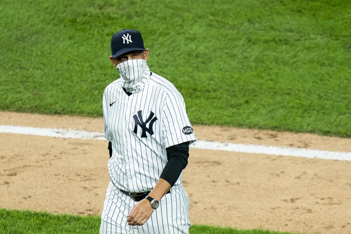 Aaron Boone menyukai peluang Yankees melawan Rays yang dibenci