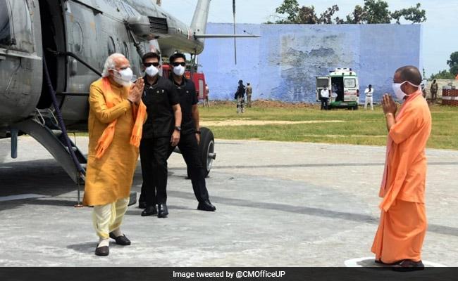 Aditya Yoginath Tren Di Twitter Saat PM Modi Menghidupkan Kembali Memes
