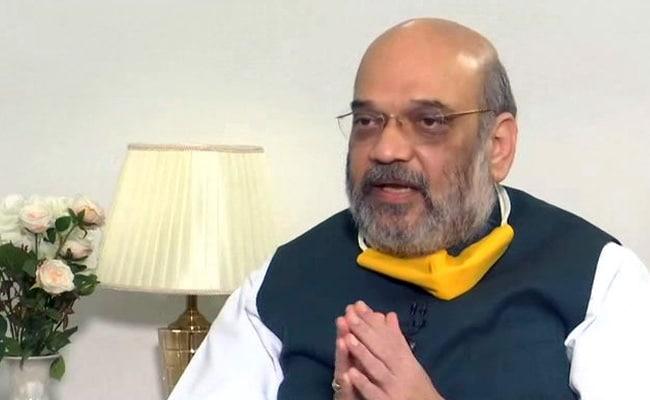 Amit Shah Tweets Dia Telah Diuji Positif Untuk Coronavirus, dirawat di Rumah Sakit