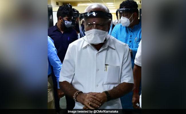 "BS Yediyurappa Coronavirus Positive: ""Diuji Covid Positive, Sedang Diopname"": Karnataka's BS Yediyurappa"